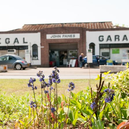 John Panes Garage