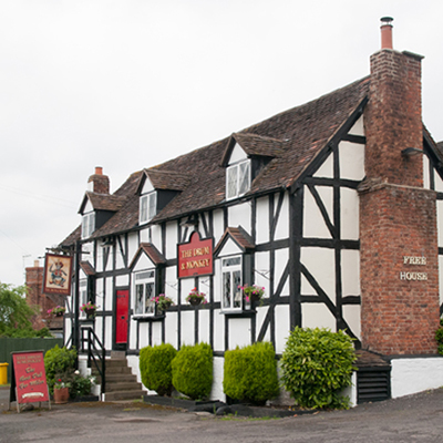 The Drum and Monkey Pub